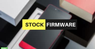 Download and Install Stock ROM On UMi Touch [Official Firmware]