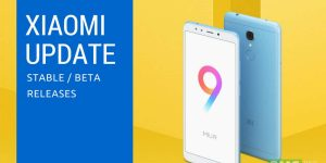 Download and Install Mi Mix MIUI 9.6.1.0 Global Stable ROM