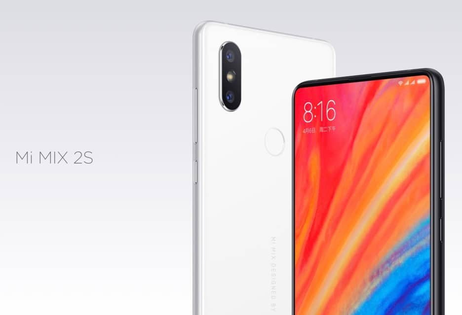 Xiaomi opens Mi Mix 2S MIUI 10 Global Testing based on the latest Android 9.0 Pie