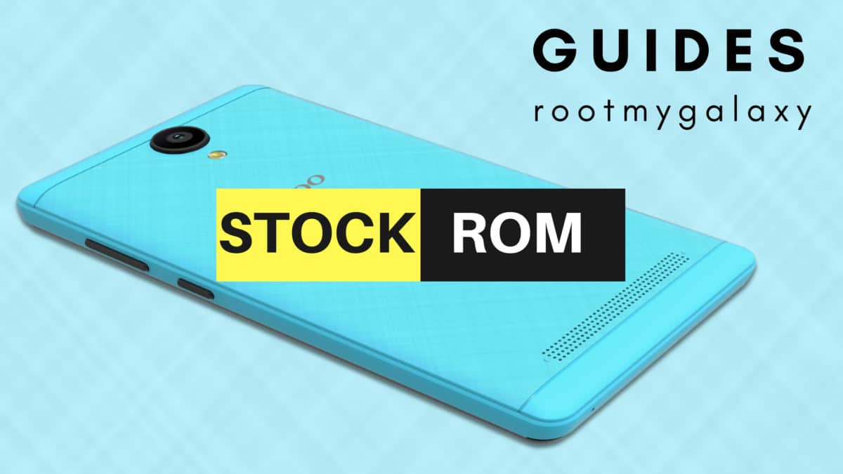Download and Install Stock ROM On Accent Pearl A6 [Official Firmware]