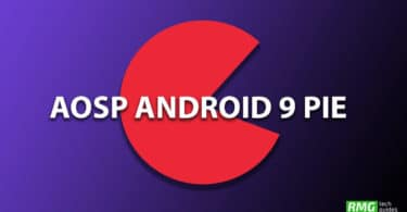 Download and Install Android 9.0 Pie Update on OnePlus 5T (AOSP ROM)