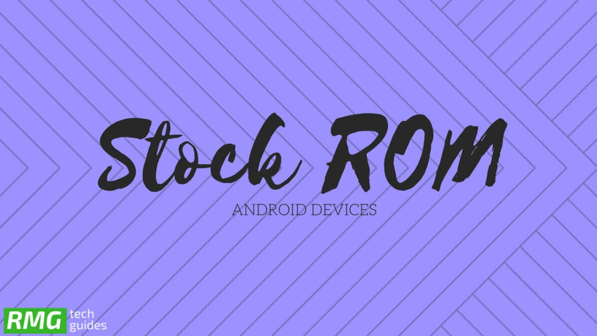 Download and Install Stock ROM On NOA Next SE [Official Firmware]