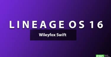 Download and Install Lineage OS 16 On Wileyfox Swift | Android 9.0 Pie