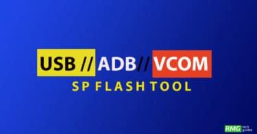 Download AllCall Rio USB Drivers, MediaTek VCOM Drivers and SP Flash Tool