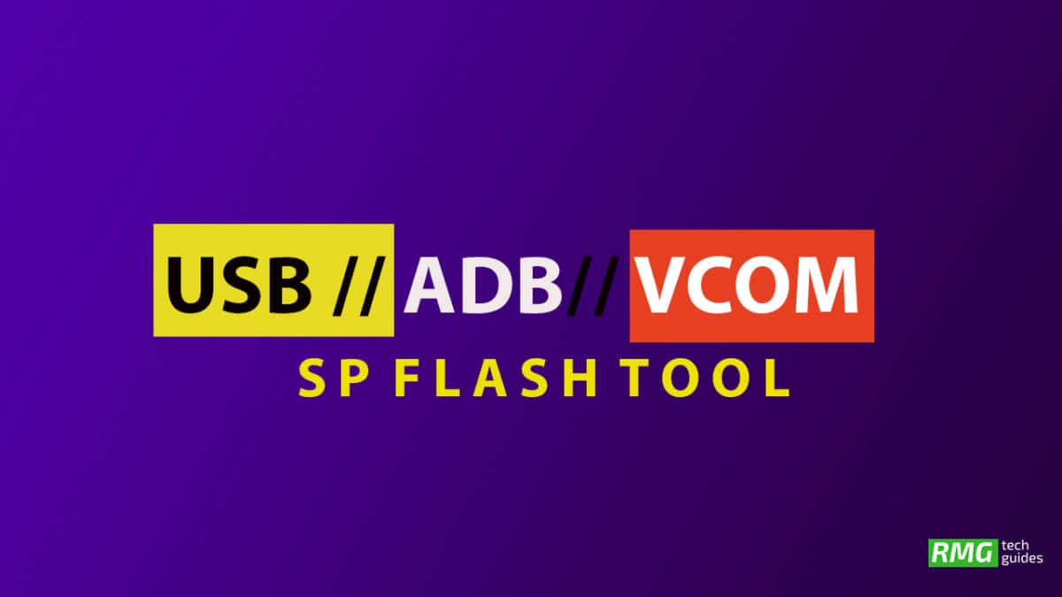 Download Vernee Active USB Drivers, MediaTek VCOM Drivers and SP Flash Tool