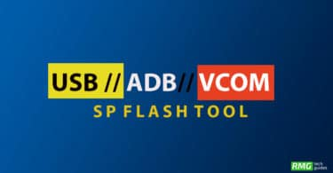 Download UMiDIGI One Pro USB Drivers, MediaTek VCOM Drivers and SP Flash Tool
