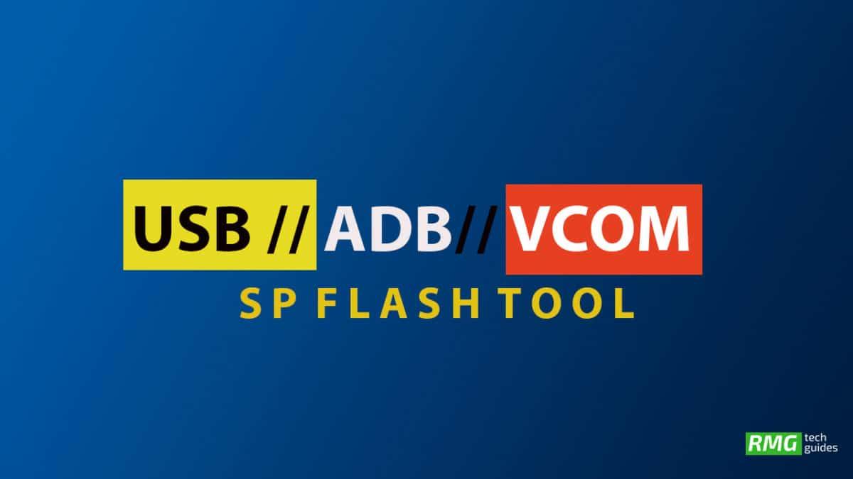 Download AllCall T9 USB Drivers, MediaTek VCOM Drivers and SP Flash Tool