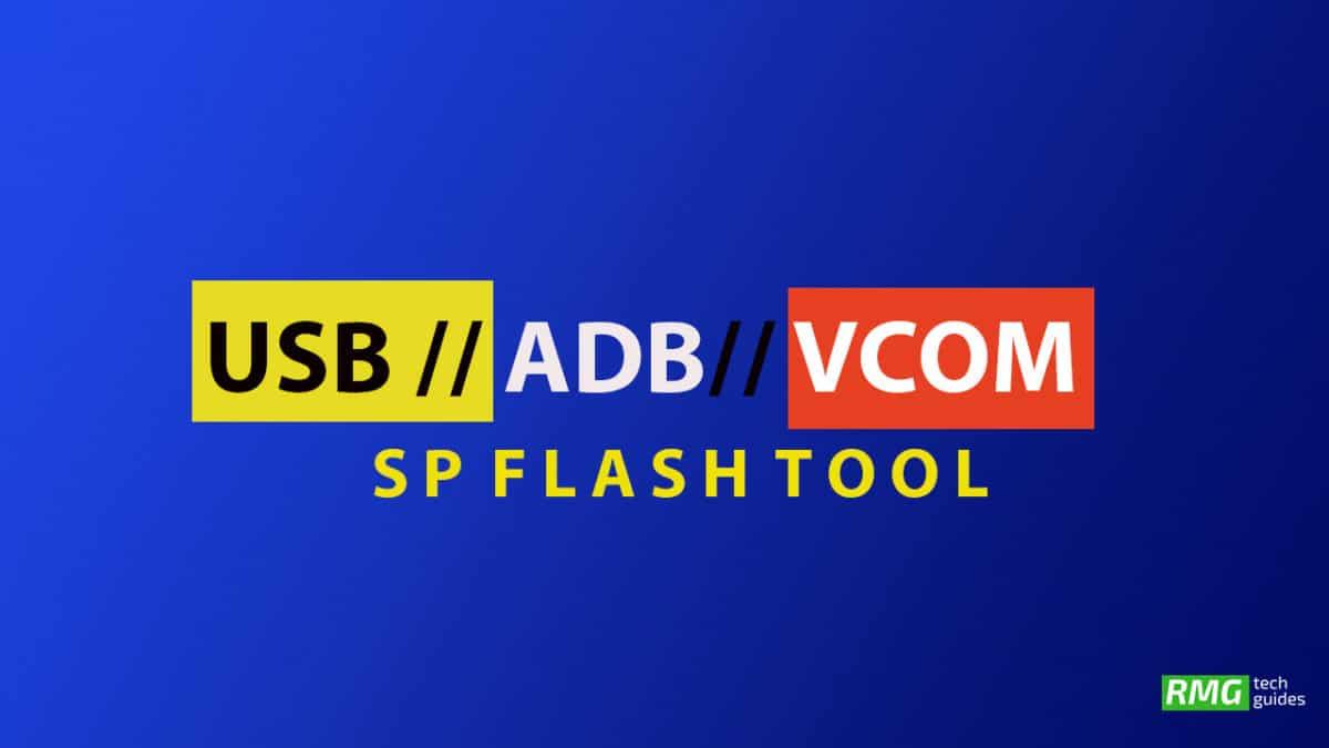 Download InnJoo Fire 4 USB Drivers, MediaTek VCOM Drivers and SP Flash Too