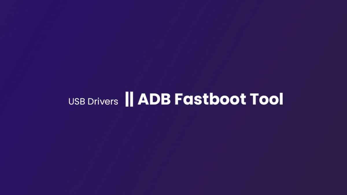 [Latest] Download ZTE Nubia Red Devil USB Drivers andADB Fastboot Tool