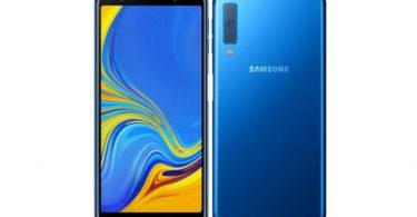 Reset Samsung Galaxy A7 2018 Network Settings