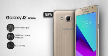 Hard reset/ Factory reset Samsung Galaxy J2 Prime