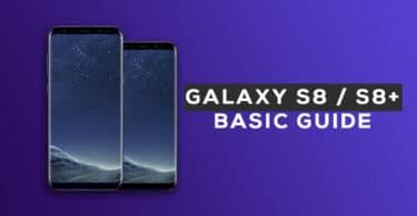 Reset Samsung Galaxy S8 Plus Network Settings
