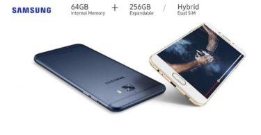 Hard reset/ Factory reset Samsung Galaxy C7 Pro