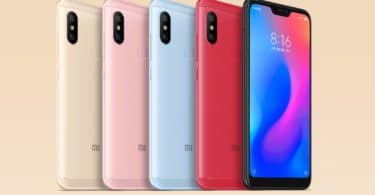 Unlock Bootloader, Install TWRP Recovery andRoot Xiaomi Redmi 6 Pro