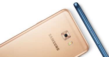 Hard reset/ Factory reset Samsung Galaxy C5 Pro