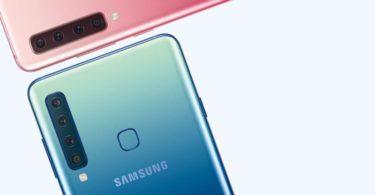 Hard reset/ Factory reset Samsung Galaxy A9s