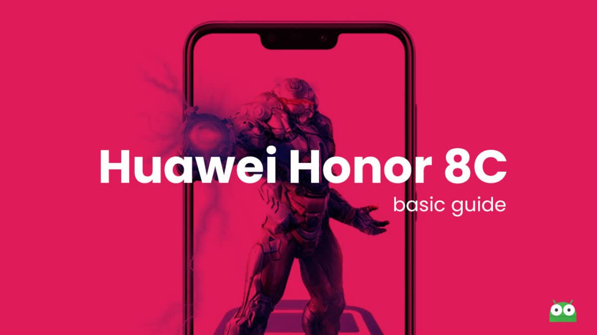Unlock The Bootloader On Huawei Honor 8C