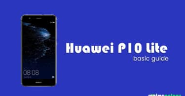 Check OTA Software Update On Huawei P10 Lite