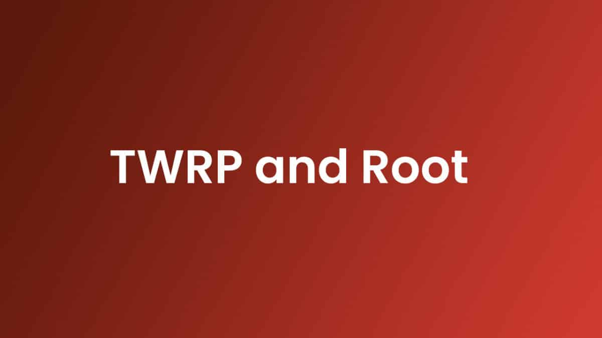 Root Explay Atom and Install TWRP Recovery