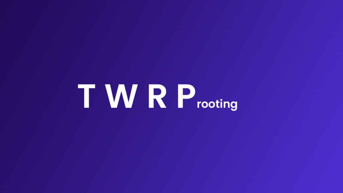 Root HomTom HT70 and Install TWRP Recovery