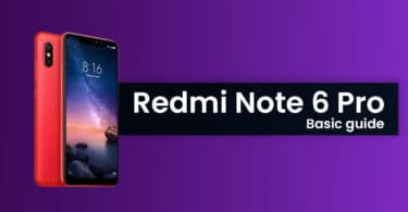 Reset Xiaomi Redmi Note 6 Pro Network Settings