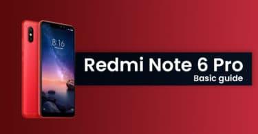 Find Xiaomi Redmi Note 6 Pro IMEI Serial Number
