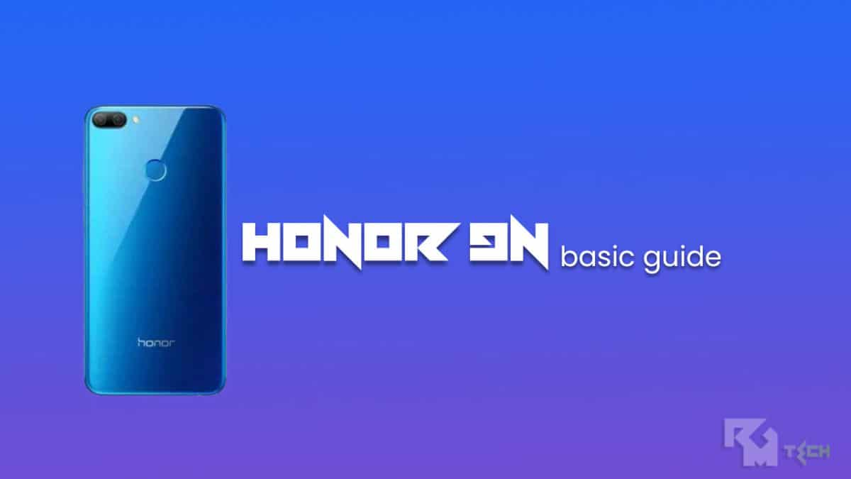 Boot into Safe Mode On Huawei Honor 9N