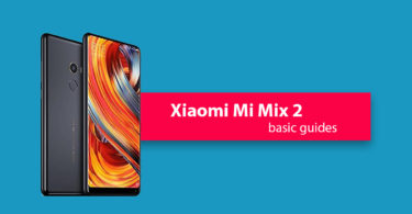 Change Xiaomi Mi Mi MIX 2 Default language