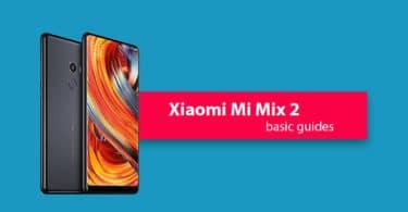 Easily Unlock Bootloader On Xiaomi Mi Mix 2
