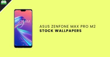 Download Asus ZenFone Max Pro M2 Stock Wallpapers