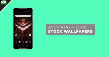 Download Asus ROG Phone Stock Wallpapers (Default Wallpapers)