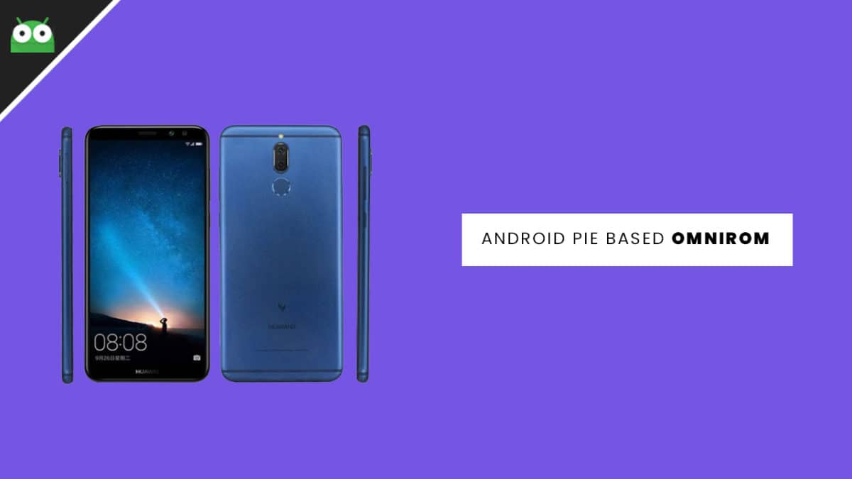 Update Huawei Mate 10 Lite to Android 9.0 Pie With OmniROM