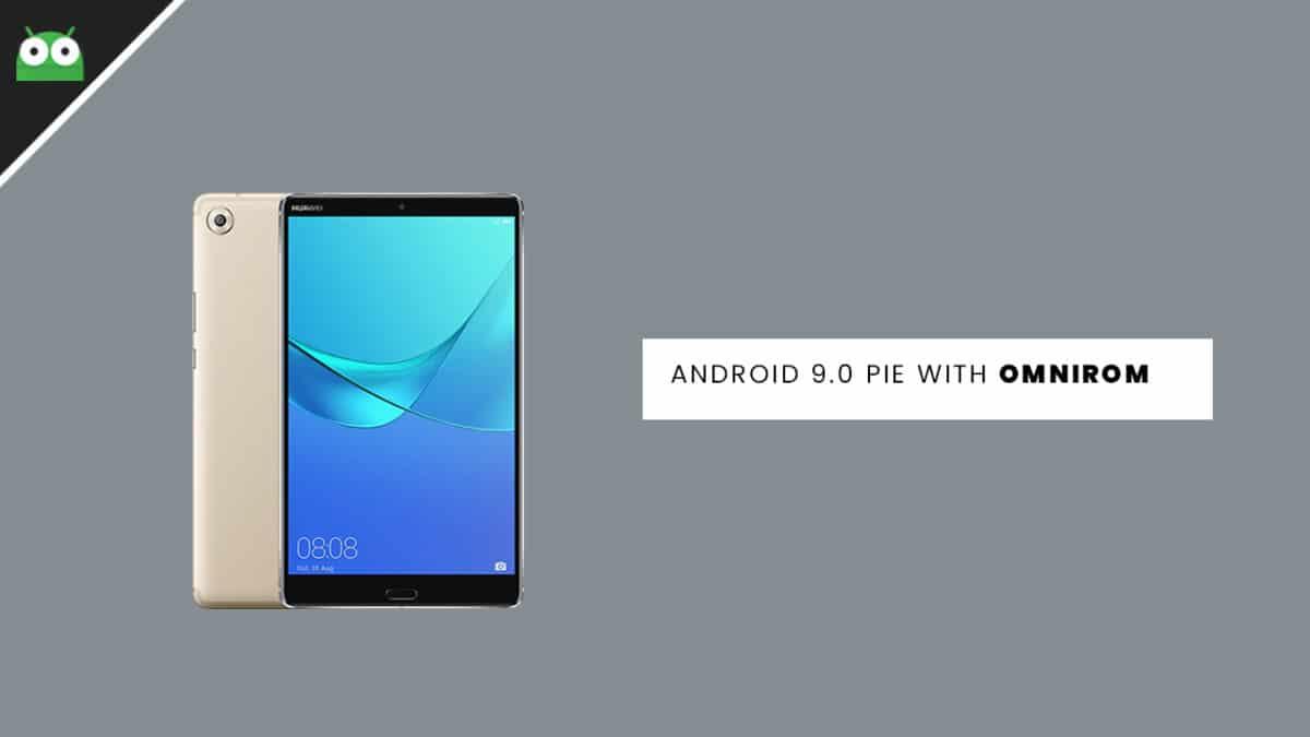 Mediapad m5 lite android 9