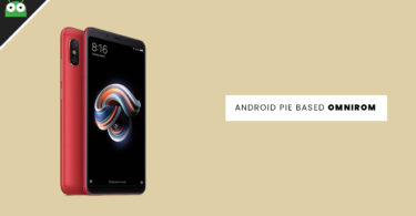 Download and Install OmniROM On Redmi Note 5 Pro | Android 9.0 Pie (GSI)