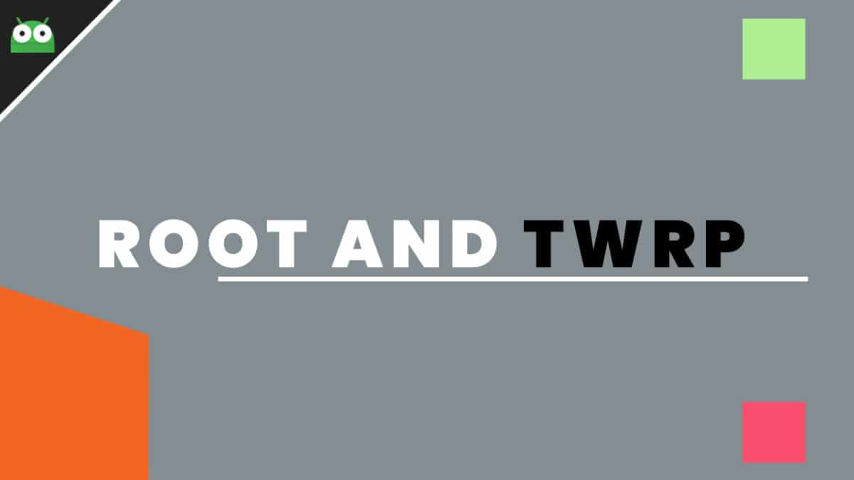 Root teXet TM-5505 and Install TWRP Recovery