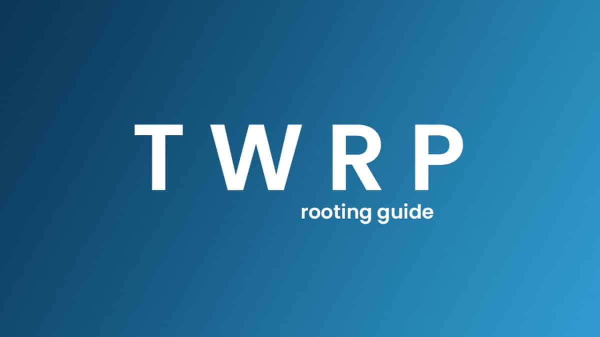 Root Oysters T72X 3G and Install TWRP Recovery