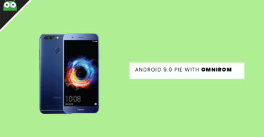 Update Huawei Honor 8 to Android 9.0 Pie With OmniROM