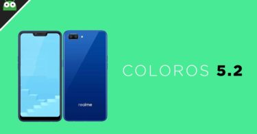 Download and Install Latest Stable ColorOS 5.2 For Realme C1 and Realme 2