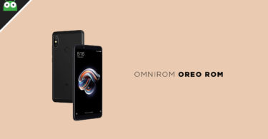Download and Install Android 8.1 Oreo On Xiaomi Redmi Note 5 [OmniRom]