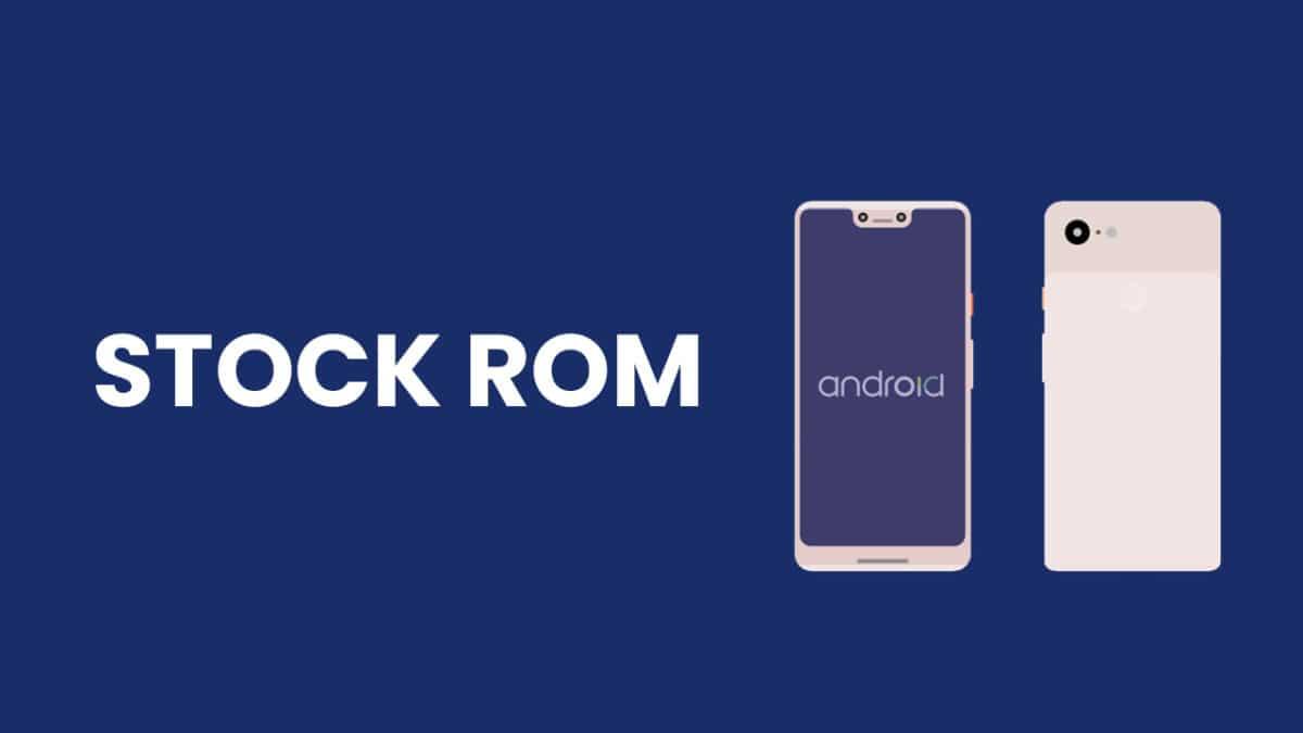 Install Stock ROM on MyPhone MyA3 (Unbrick/Update/Unroot)