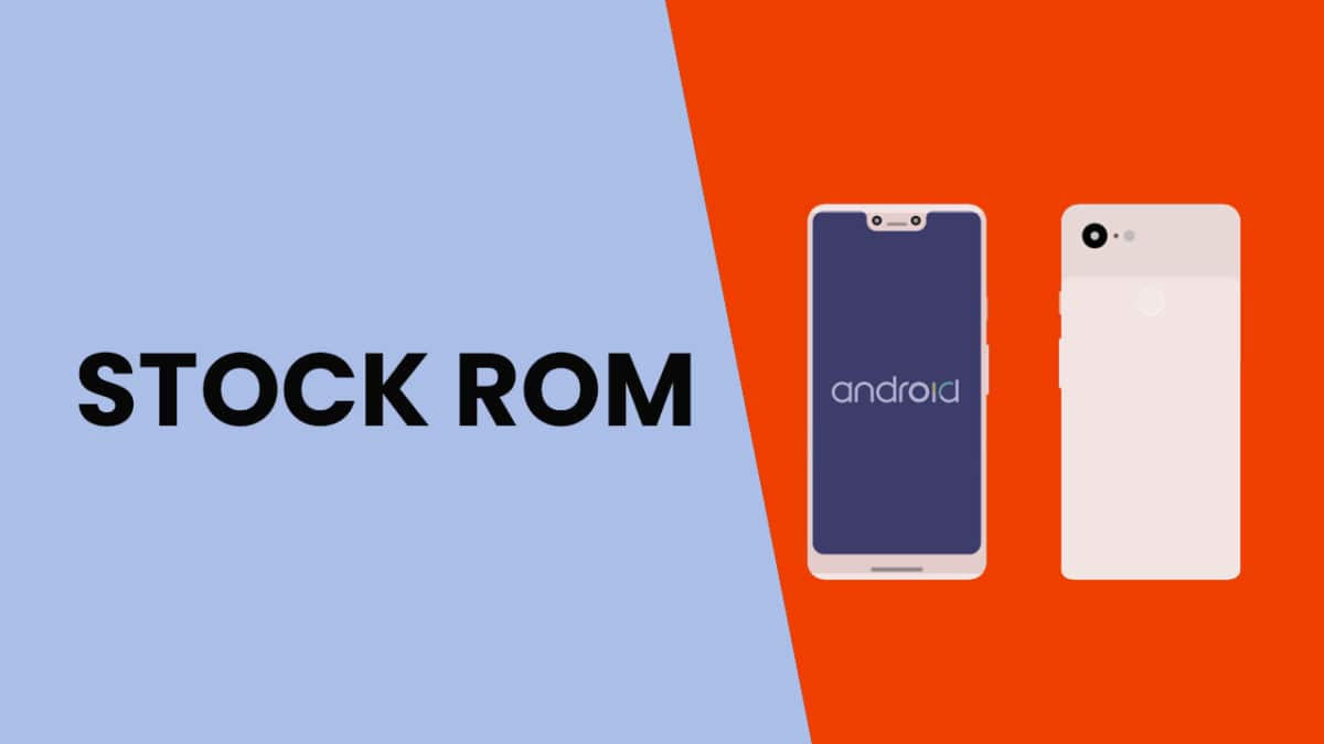 Install Stock ROM on MyPhone My33 (Unbrick/Update/Unroot)