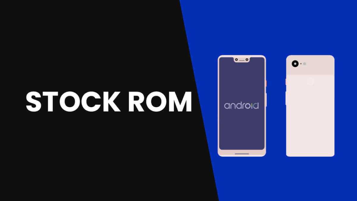 Install Stock ROM on MyPhone MyT5 DTV