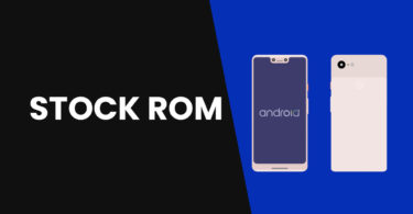 Install Stock ROM on Mobicel Rainbow