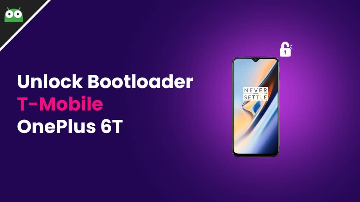 How To Unlock the Bootloader of T-mobile OnePlus 6T