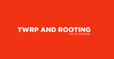 Root Ramos MOS3 and Install TWRP Recovery