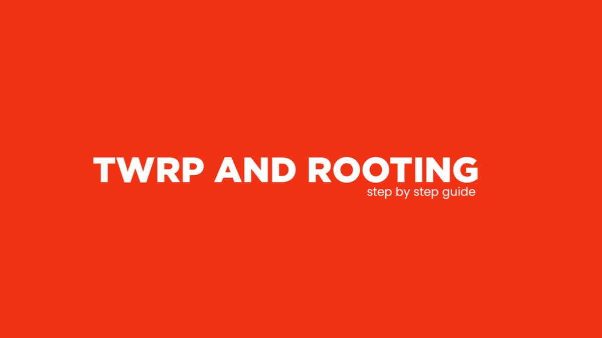 Root Vertex Impress Glory and Install TWRP Recovery