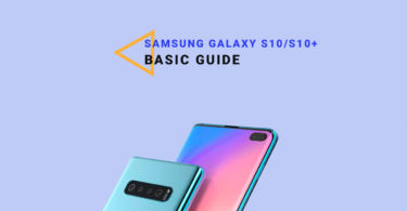 Clear Samsung Galaxy S10/S10 Plus App Data