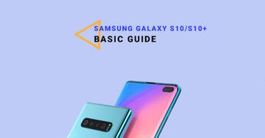 Fix Black screenProblem on Galaxy S10/S10 Plus