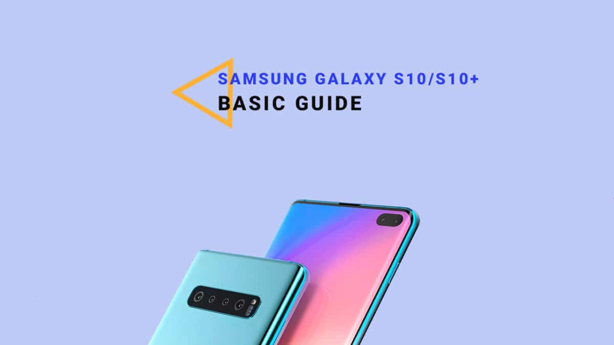Boot Safe Mode On Samsung Galaxy S10/S10 Plus