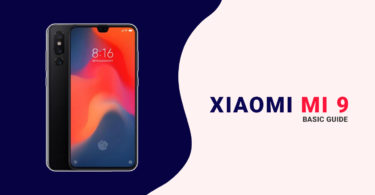 Enable Developer Option and USB Debugging On Xiaomi Mi 9